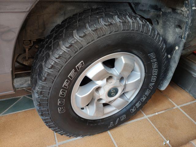 llantas y neumáticos 4x4 Rebajados
