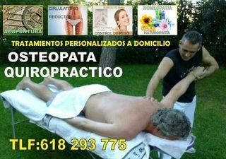 QUIROPRACTICO - OSTEOPATA