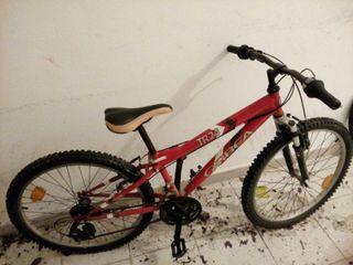 "Bicicleta niño 24"""