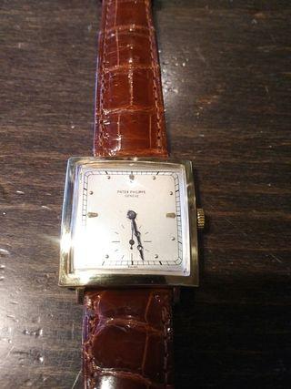 Reloj Patek Philippe oro Cadete
