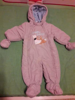 Buzo mono bebé 9 12 meses
