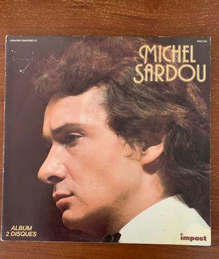 Vinilo cd Michel Sardou
