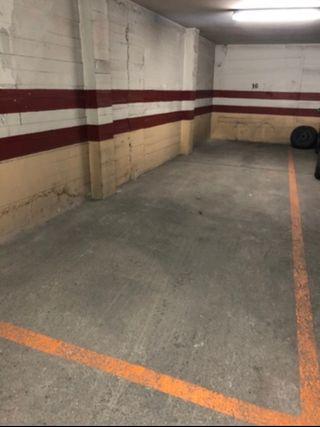 Garaje 2 plazas - Parque norte - Puerta automática