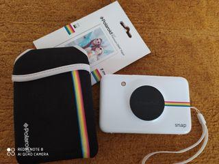 Cámara fotos Polaroid snap
