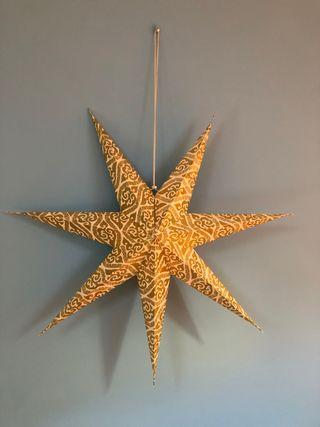 Estrella d navidad