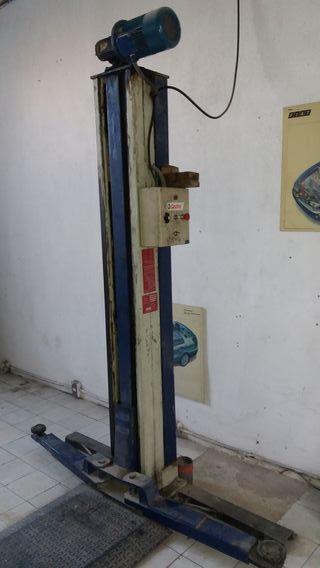 Elevador 2 columnas automoción