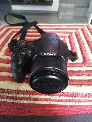 CÁMARA FOTO COMPACTA SONY