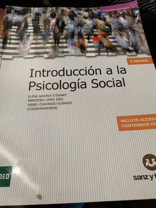 Libros de psicología de la UNED