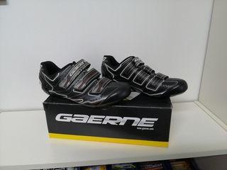 Zapatilla de Ciclismo Gaerne negra