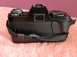 Cámara fotos y flash.