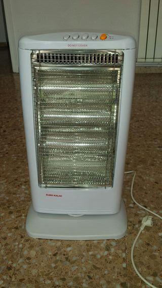 Calefactor halogeno de 400/800/1200/1600w