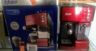 cafetera automática oster prima latte