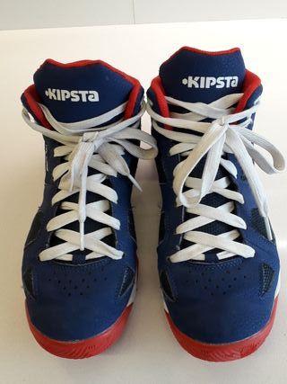 Zapatillas de baloncesto de segunda mano en A Coruña en WALLAPOP