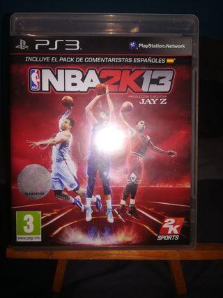 NBA 2k 13 ps3