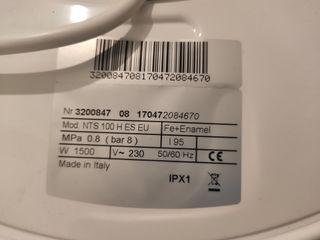 Termo eléctrico 100 litros