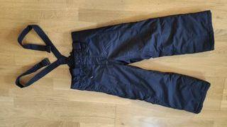 Pantalón ski niño, talla 110-116