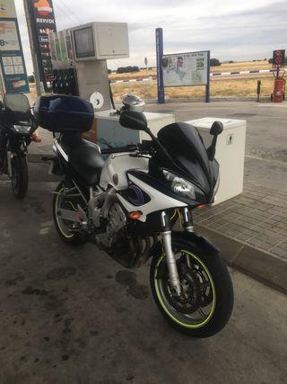 Yamaha facer 600