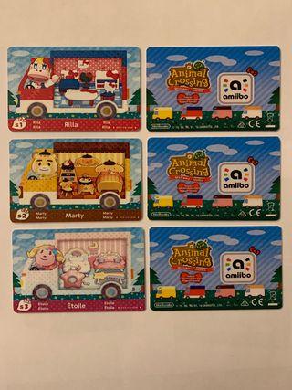 Pack 6 Amiibos Edición Especial OFERTA!!