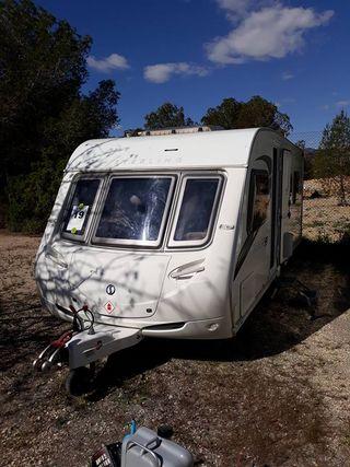 Caravana Sterling ECCLES 90