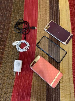 Accesorios iPhone 7/8 plus