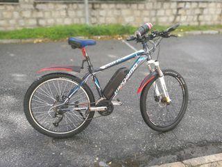 Bicicleta de Montaña Electrica