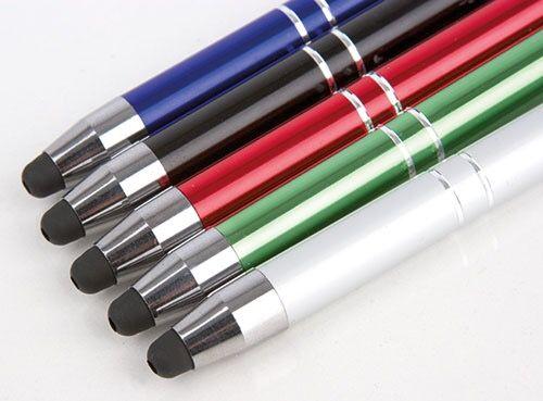 Bolígrafos personalizados en láser o tampogrsfía