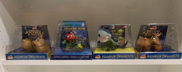 Figura decoración acuario