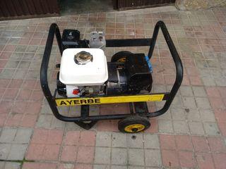 vendo generador honda de 3,8 KVA