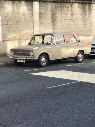SEAT 124D 1980