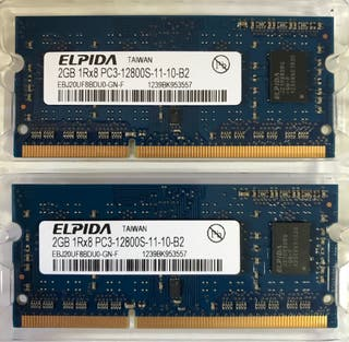 4GB RAM DDR3 Apple