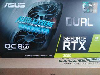 Tarjeta Gráfica Asus Dual GeForce RTX 2080 EVO OC