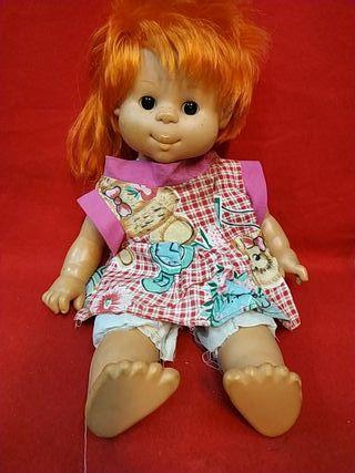 muñeca pocas pecas de feber años 80