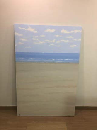Cuadro de pintura Valenciana