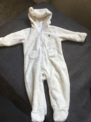 Buzo bebé 6-12meses
