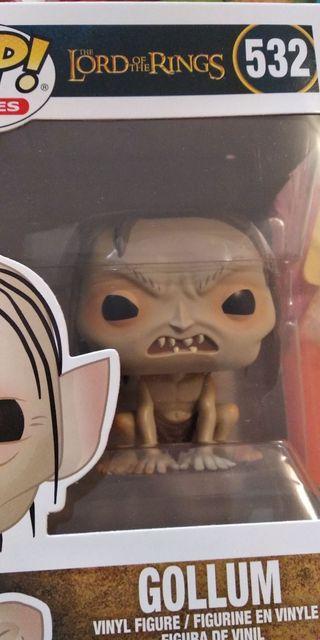 Funko pop Gollum , bajada de precio!