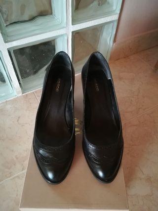 zapatos piel Fosco 39