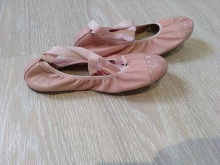 zapato niña bailarina