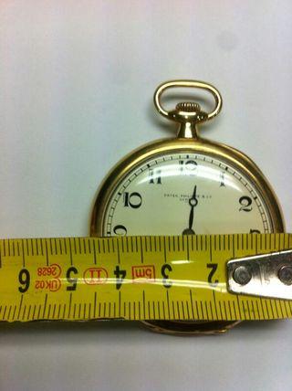 Patek Philippe reloj de bolsillo oro