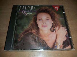 PALOMA SAN BASILIO CD 1990, Isabel pantoja