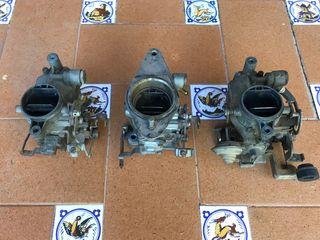 3 carburadores Simca Talbot Peugeot