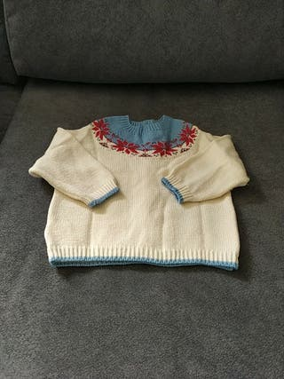 Jersey bebé lana