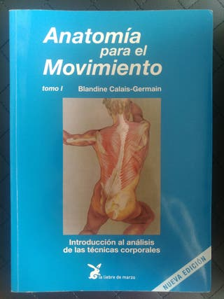 Libro Anatomía para el Movimiento.