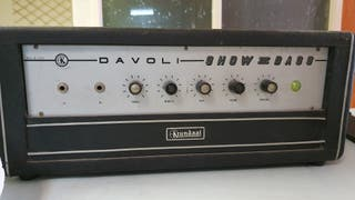 cabinete Davoli show bass III