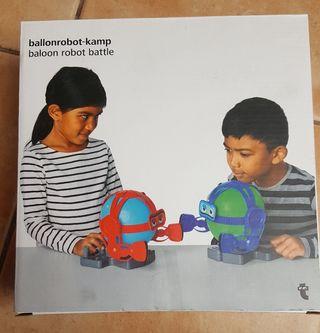 Juguete Infantil robots de combate