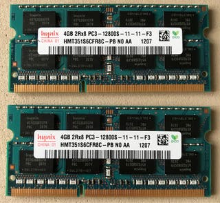 8GB RAM DDR3 Apple