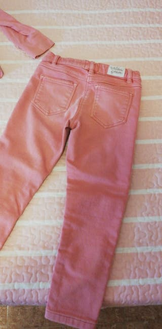 pantalón talla 4