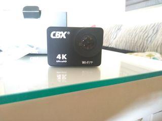 Cámara deportiva 4K CBX