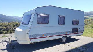 Caravana 3 ambientes 6 plazas nueva 750kg