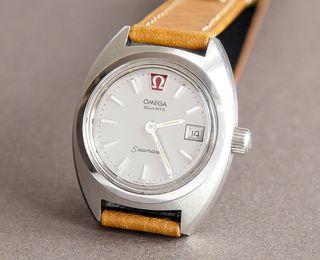 Reloj Omega Seamaster Quartz mujer vintage de 1977