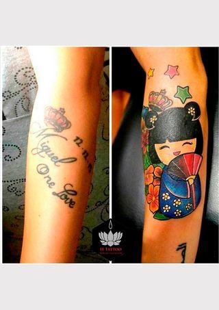 tatuador tatuaje